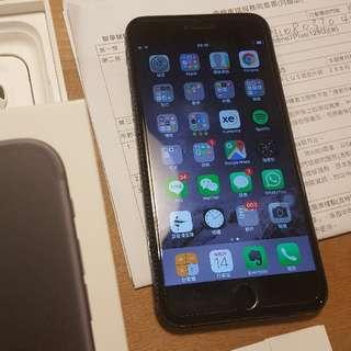 iPhone 7 Plus 128G 霧黑色 99新 #告別舊蘋果🍎#還是128G好
