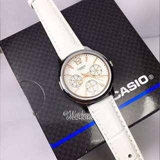 Original Casio Leather Watch LTP2085L-7
