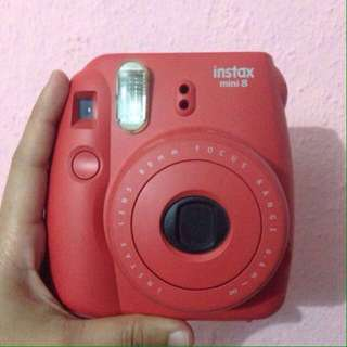 Re-upload Instax Mini 8