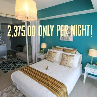 1BR OVERNIGHT AT AZURE URBAN RESORT RESIDENCES