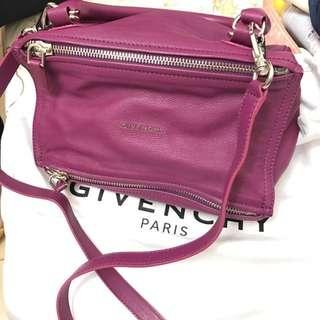 Givenchy Pandora Bag Authentic 手袋斜咩