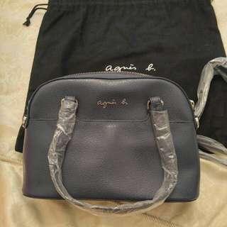 Agnes b handbag (100% New, 2 Ways)