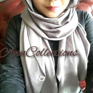 Instant quraisha with attached inner  Fabric : smoother n cooling )/ spandex (inner) $16 each  All colour avails
