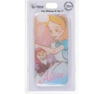 (現貨)日本代購迪士尼愛麗絲手機殼
