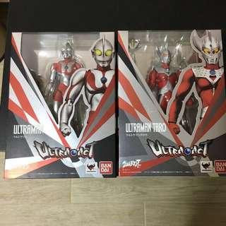 Ultra Act Ultraman and Ultraman Taro
