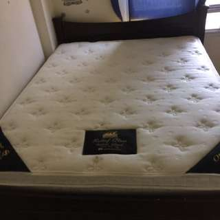 Queen side mattresses