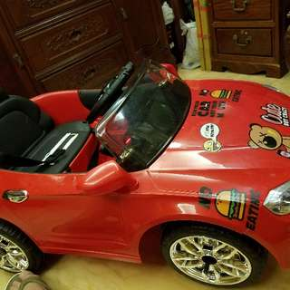 BMW kid motor car