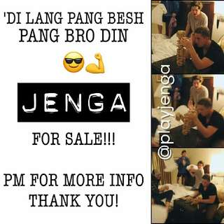 JENGA CASH ON DELIVERY