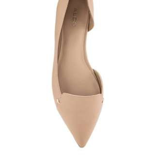 Aldo Adrienne Leather Flats