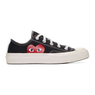 Play Converse Chuck Taylor All Star '70 Low (Black) in EUR 36.5