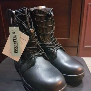 frontier boots