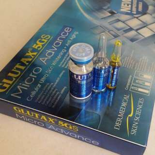 AUTHENTIC GLUTAX 5GS MICRO ADVANCE