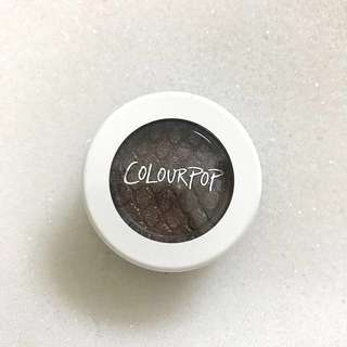 [CRACKED BUT IS BRAND NEW] COLOURPOP 3 SUPER SHOCK EYESHADOW