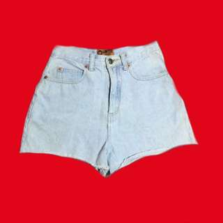 Limited Jeans HW Shorts