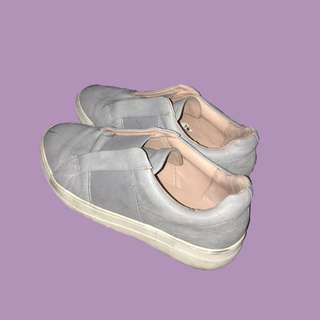 slip ons from topshop