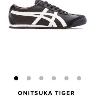 Onitsuka Tiger Mexico 66 In Black