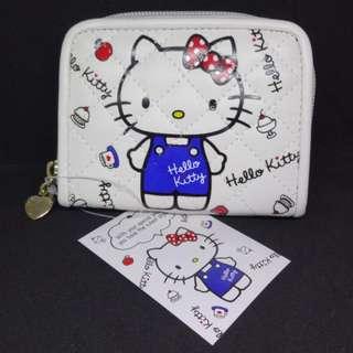 絕版 | 全新日本Sanrio Hello Kitty銀包