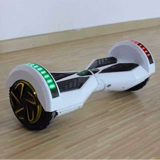 10' and 8' Bluetooth Hoverboards