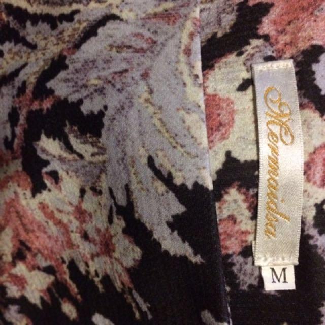 💗 Floral skirt