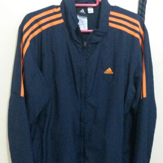 Adidas Sports Jacket Dark Blue