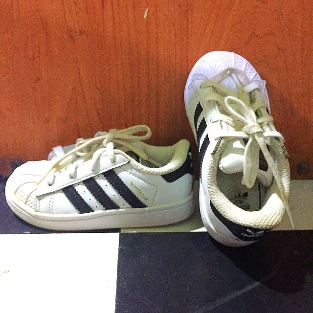 Adidas Superstar for Kids Auth 💯