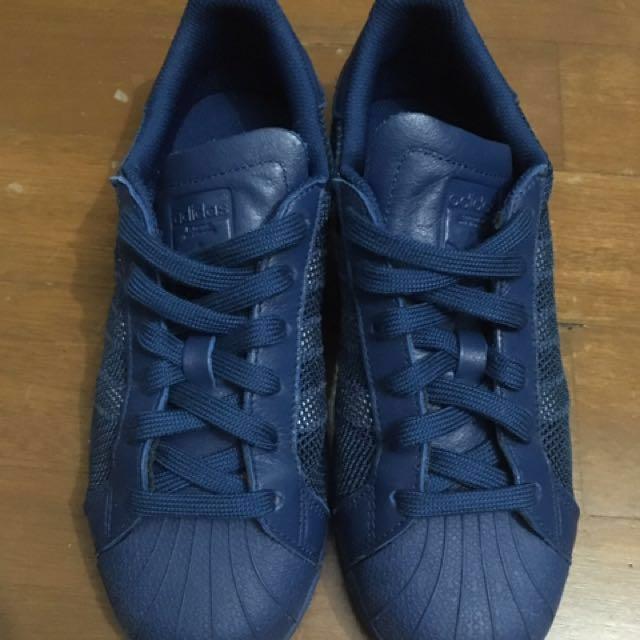 Adidas Superstar Triple Navy/Tech Ink