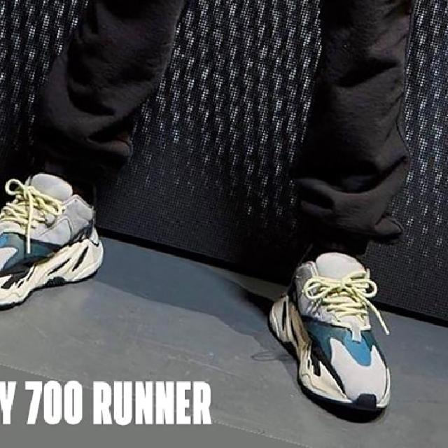 finest selection 46054 387ea Adidas Yeezy 700 Runner