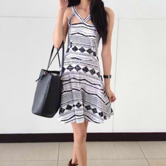 Apartment8 Aztec Dress