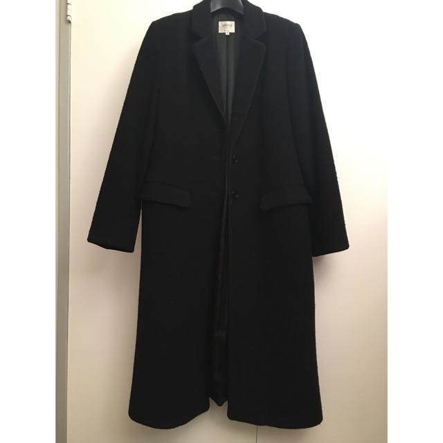 Authentic Armani Collezioni Wool Coat - fits size medium