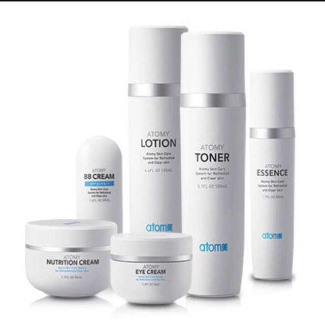 Authentic Atomy Products