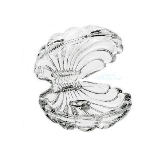 Authentic Bohemia Clam Crystal