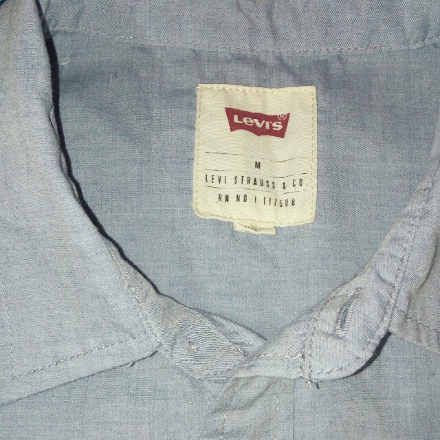 AUTHENTIC LEVI'S POLO