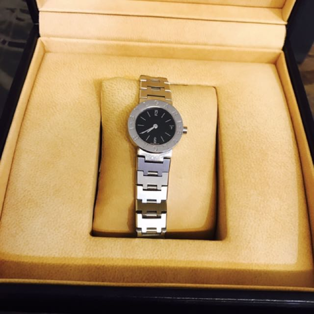 a5ae0f99d190c Authentic Preloved Bulgari / Bvlgari Ladies Quartz Watch, Luxury ...