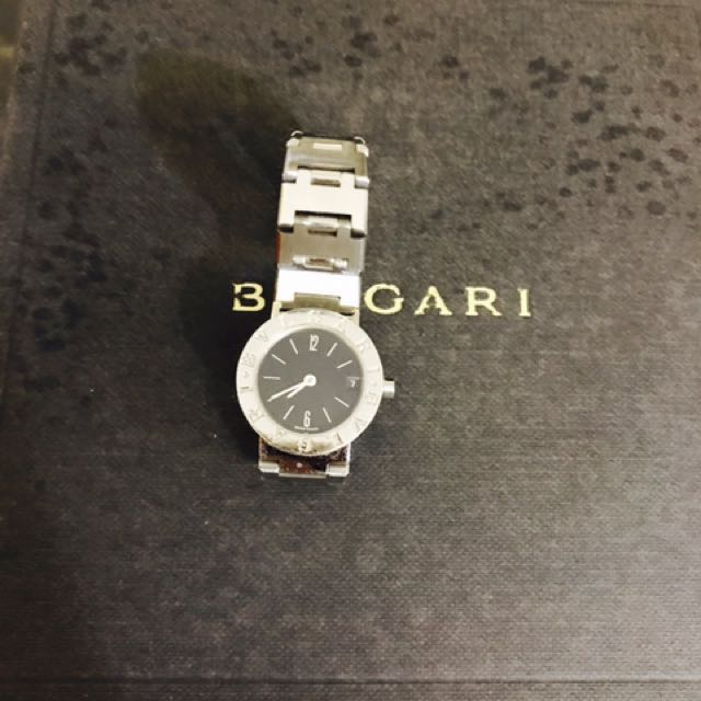 e4d21fc3c4130 Authentic Preloved Bulgari / Bvlgari Ladies Quartz Watch, Luxury, Watches  on Carousell