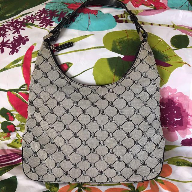 authentic rl bag