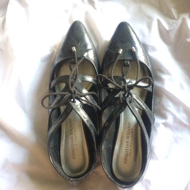 BALERINA SHOES BYE CHRISTIAN SIRIANO FOR PAYLESS