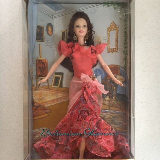 Barbie Collectibles Bohemian Glamour