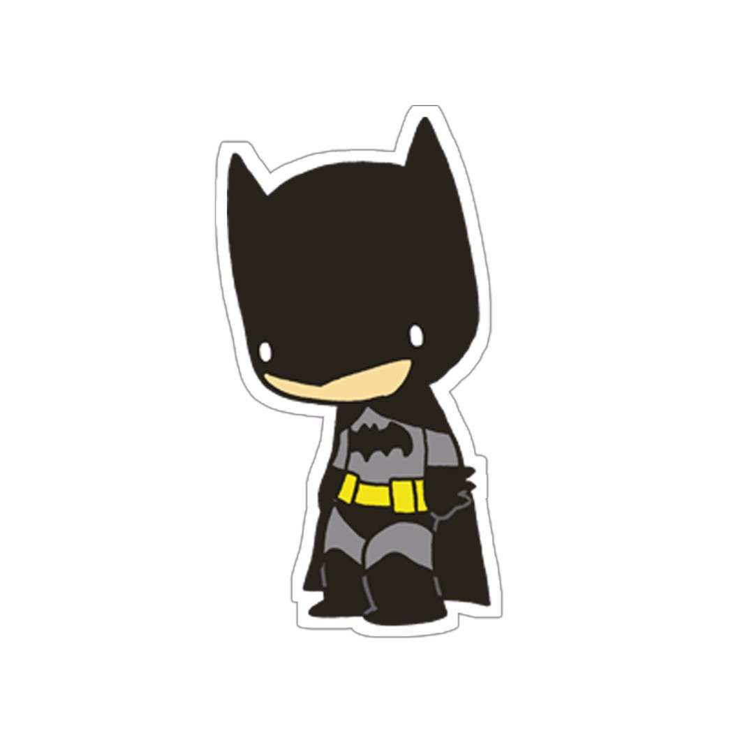 Batman sticker design craft handmade goods accessories on carousell