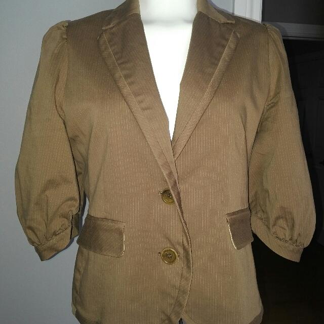 BCBG Women's blazer / spring jacket - M