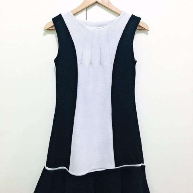 BKK Simple Cut Dress