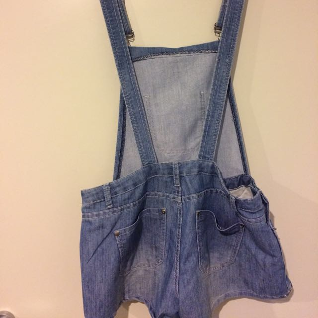 Blue Overalls / Dungarees