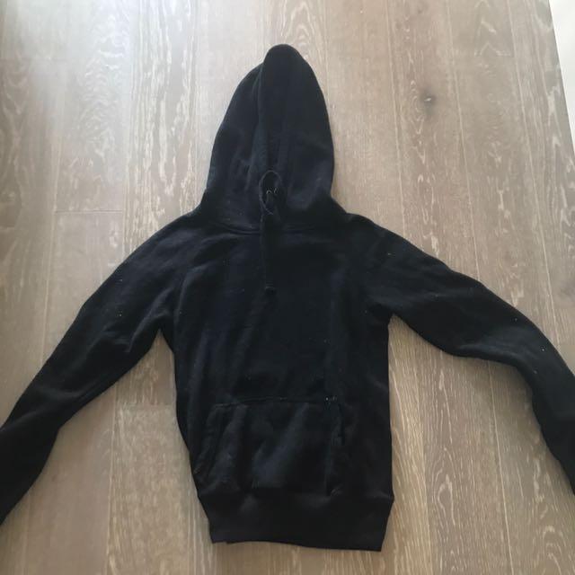Bluenotes black hoodie
