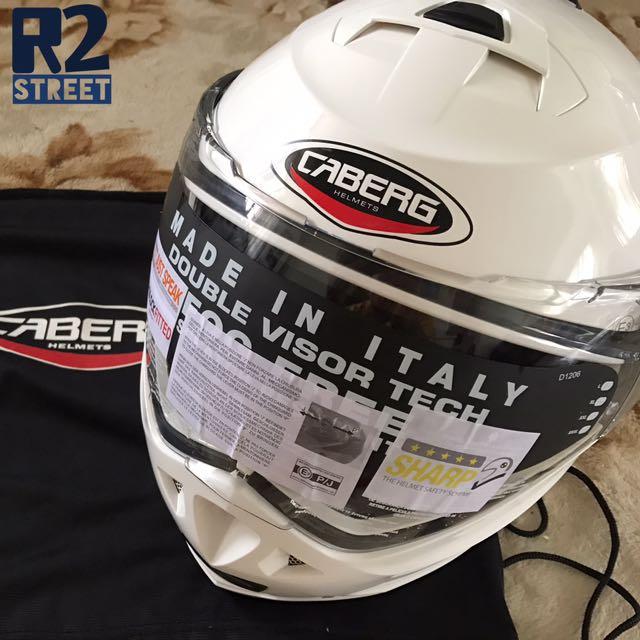 BN Caberg Duke Flip Front Full-Face Helmet
