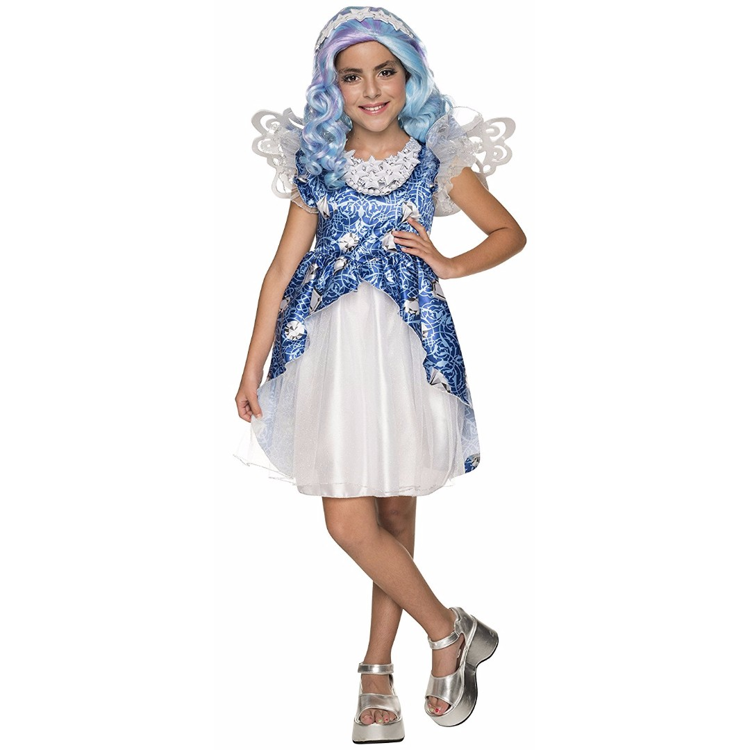 In Stock Good Fairy Kids Ever After High Farrah Good Fairy Costume