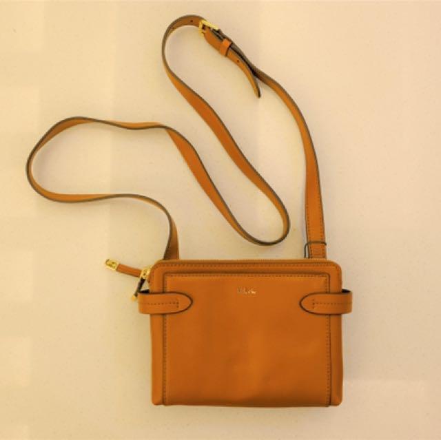 BNWT : Lauren Ralph Lauren Crawley Crossbody Bag