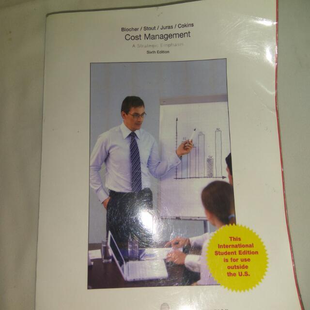 Buku cost management