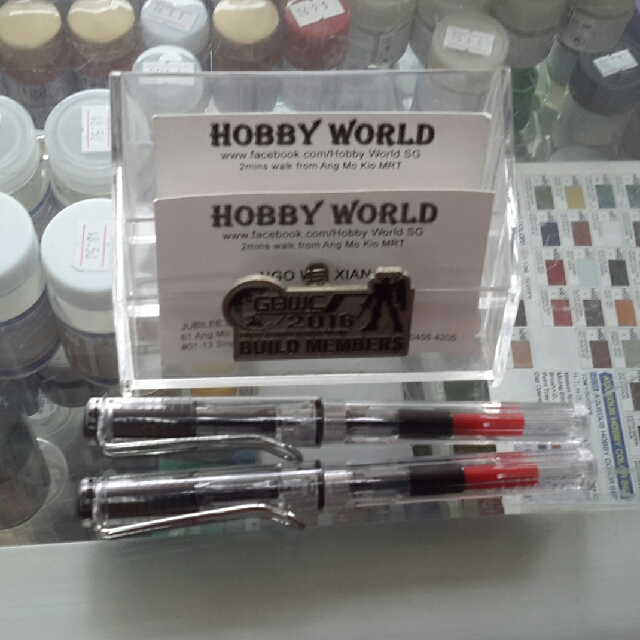Calligraphy Empty Pen Super Thin Marker Able To Panel Line Perfectly At Model Kit hshd