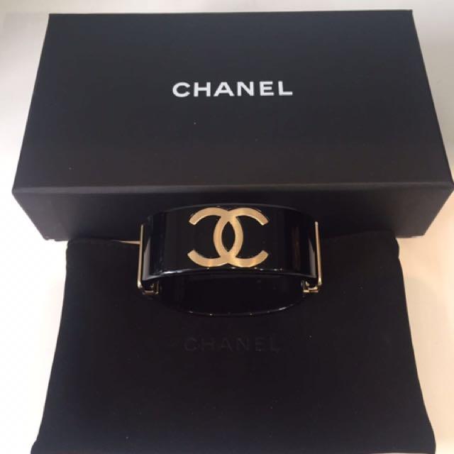 Chanel mirror CC bracelet