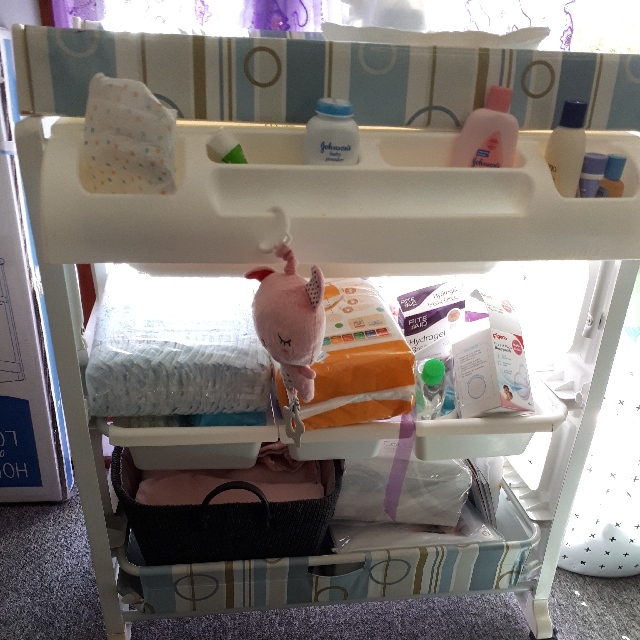 changing table for babies