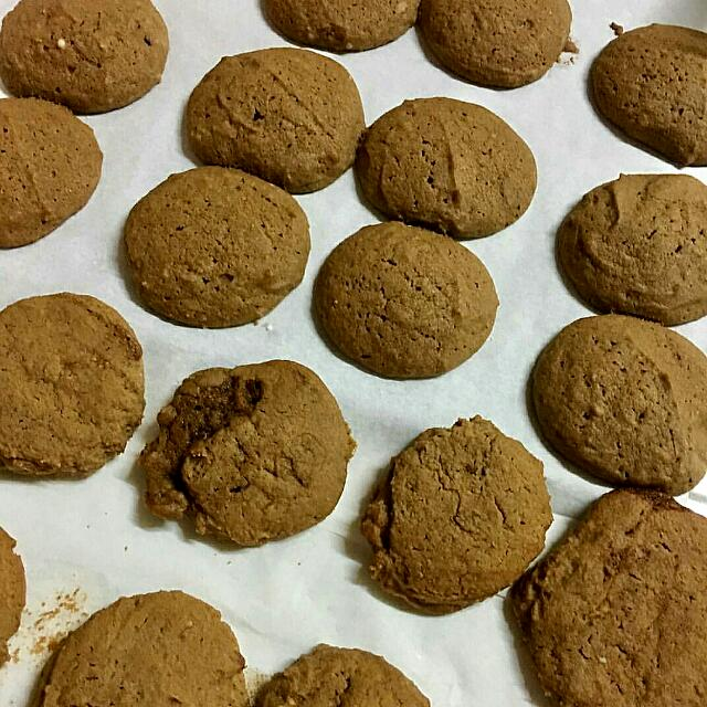 CHEWY REESE'S COOKIES!!!